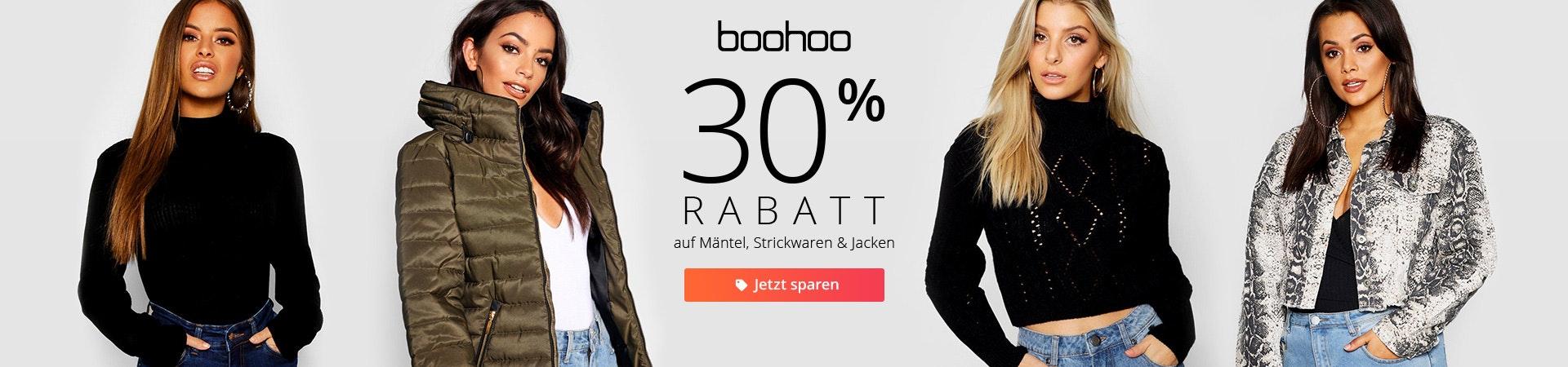 boohoo: 30%