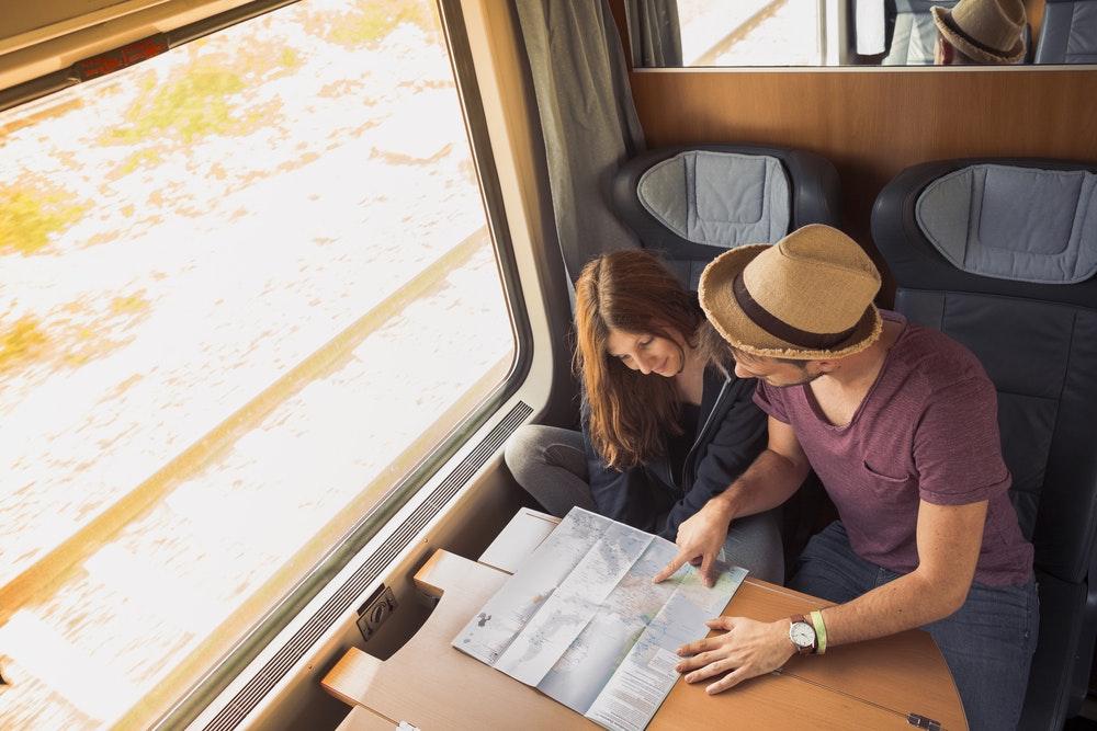 Mit Interrail quer durch Europa reisen!