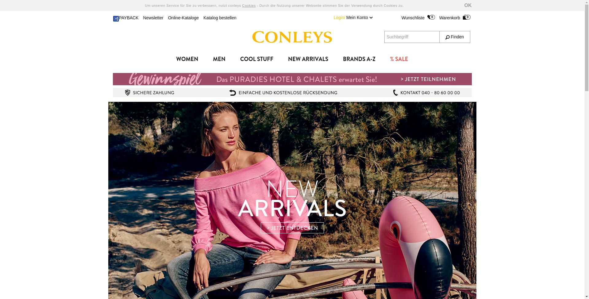 CONLEYS