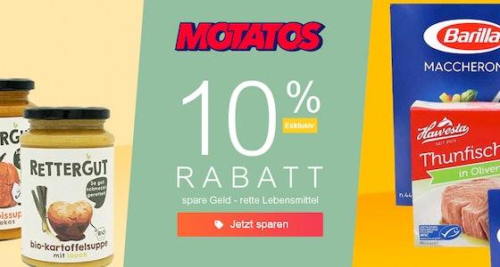 Motatos: 10%