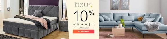 baur: 10% auf Wohnartikel