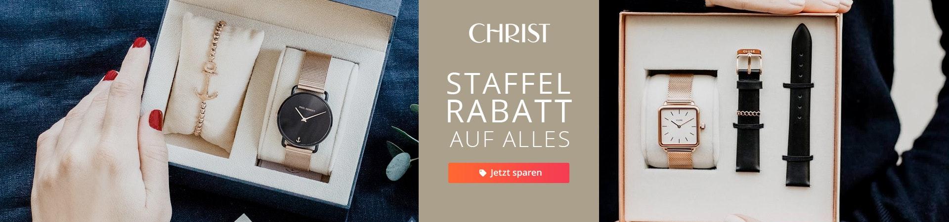christ staffelrabatt