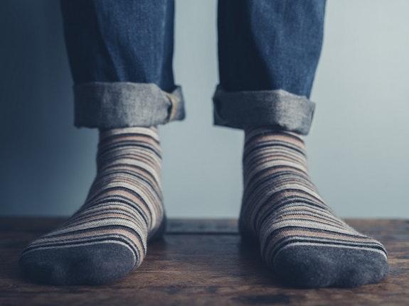 Zeig uns deine Socken und wir sagen dir, ob du Trendsetter bist!
