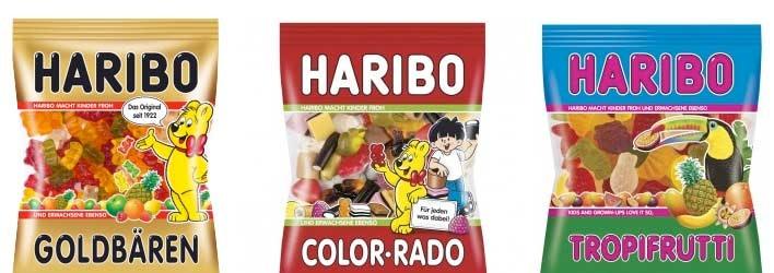 Haribo Gewinnspiel 2021