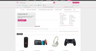 T Online Shop