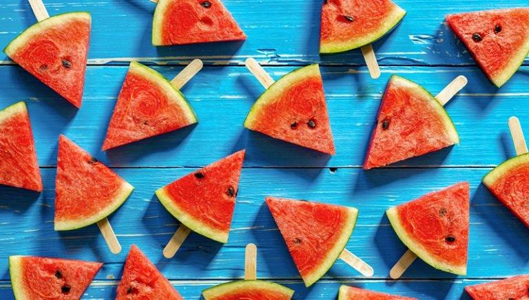 So erkennst du reife Wassermelonen