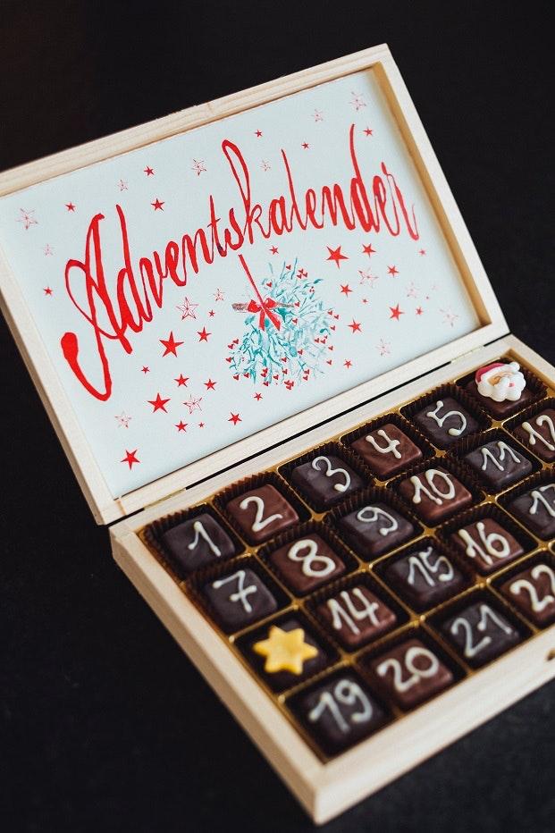 Die schönsten Adventskalender: Kaufen oder basteln?