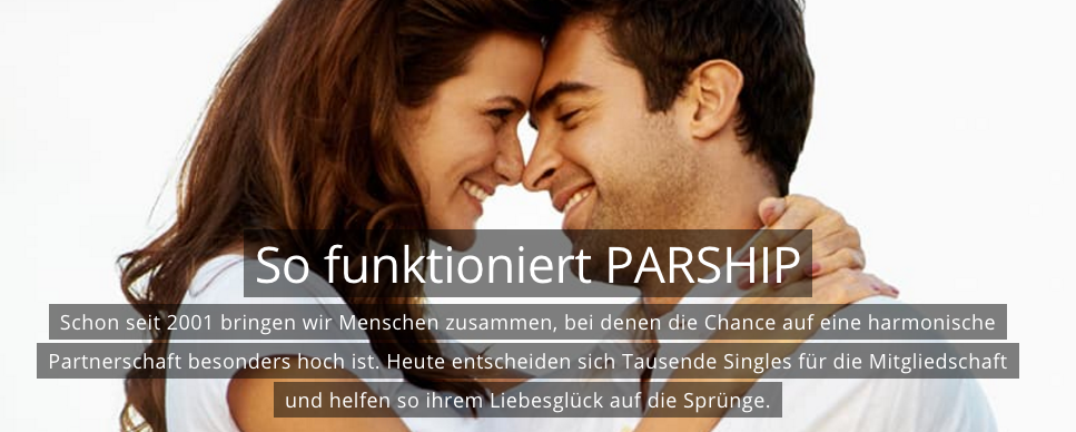 50 rabatt parship dating