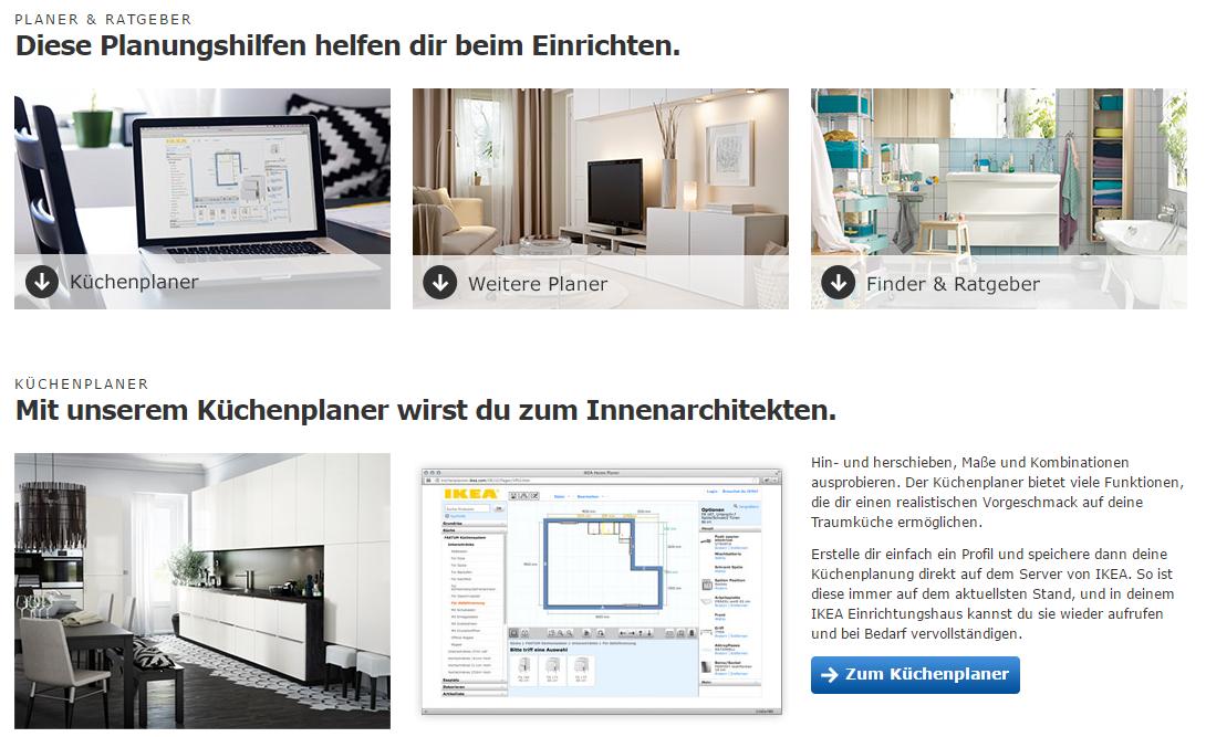 Welche Planer Stellt IKEA Zur Verfügung?