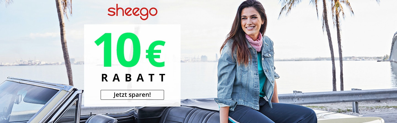 Sheego 10€ Gutschein