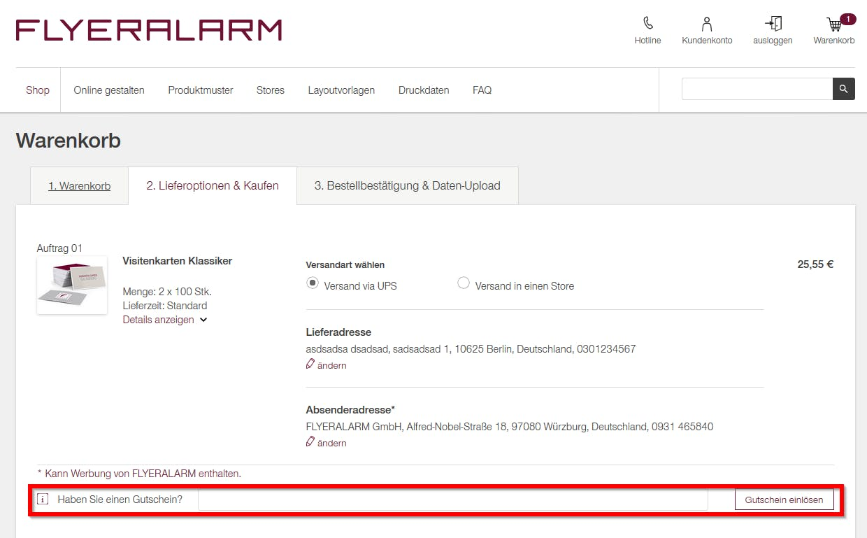 Flyeralarm Gutschein Top Rabattcodes Dezember 2019