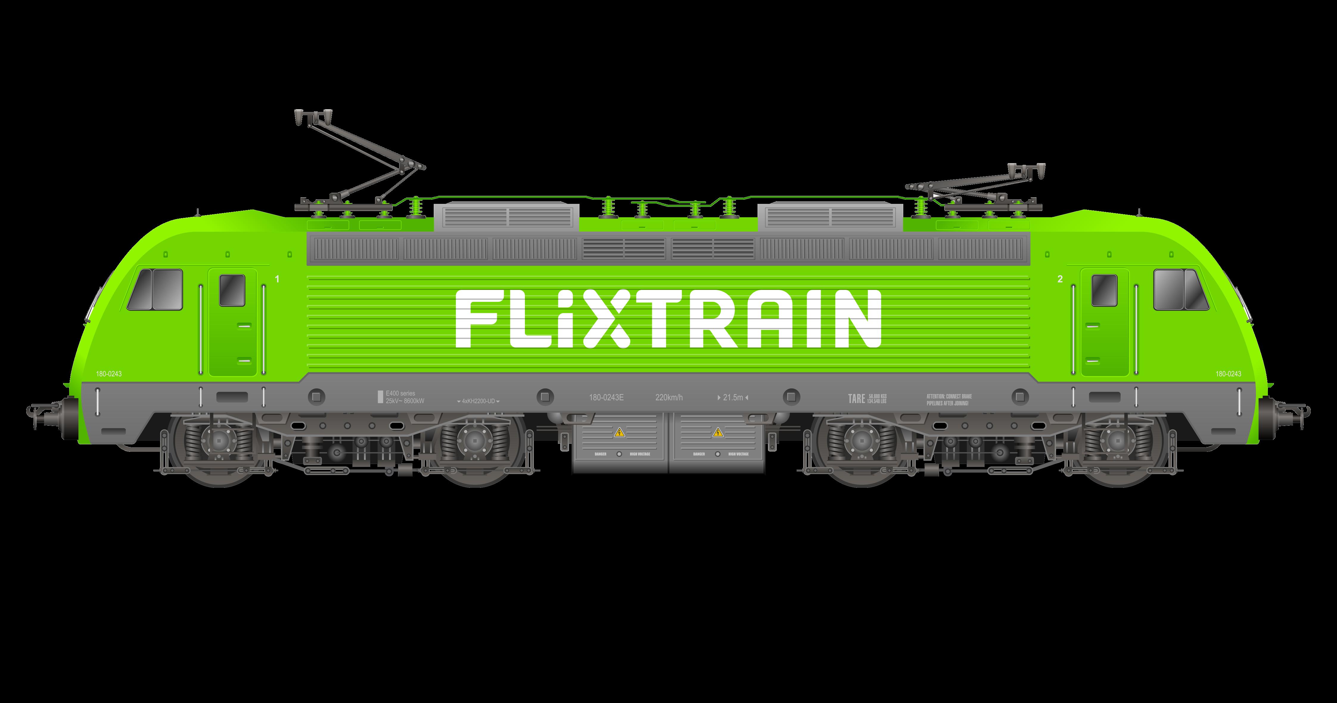 9999 Tickets für 9,99€! Mit dem FlixTrain quer durchs Land!