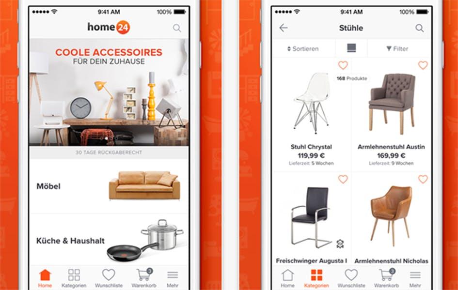 Home24 Erfahrungsbericht Erfahrungen Mit Dem Home24 Onlineshop