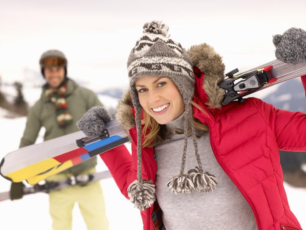 Geschmeidig am Hang - mit diesen Skijacken für Damen