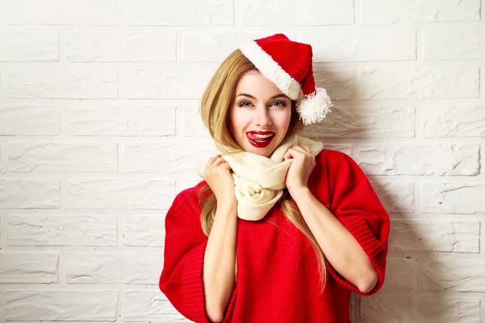 Mit diesen Weihnachtsoutfits verdrehst du Santa den Kopf