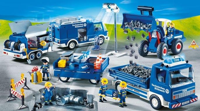 playmobil thw ausmalbilder