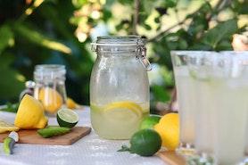 Erfrischend einfach - Limonade selber machen