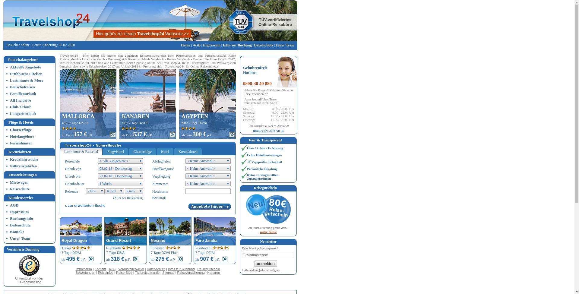 Travelshop-24.net