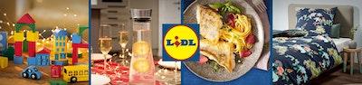 Die aktuellen, reduzierten LIDL Angebote der Woche!