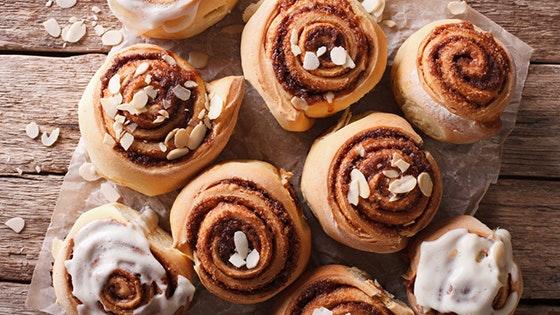 Mmmmhhh... Cinnamon Rolls