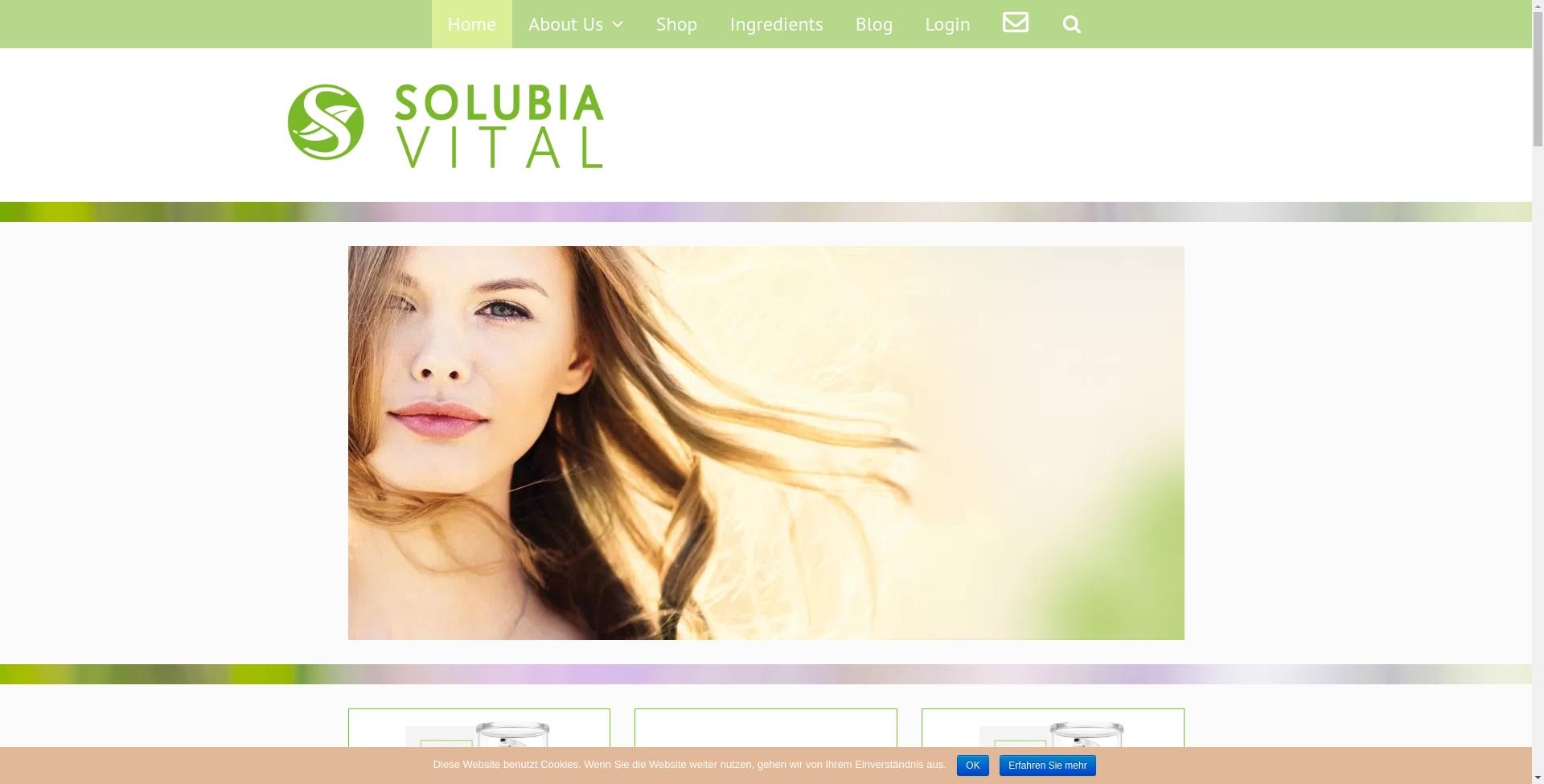SOLUBIA VITAL