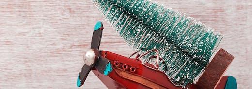 Schnell weg - Urlaub über Weihnachten!