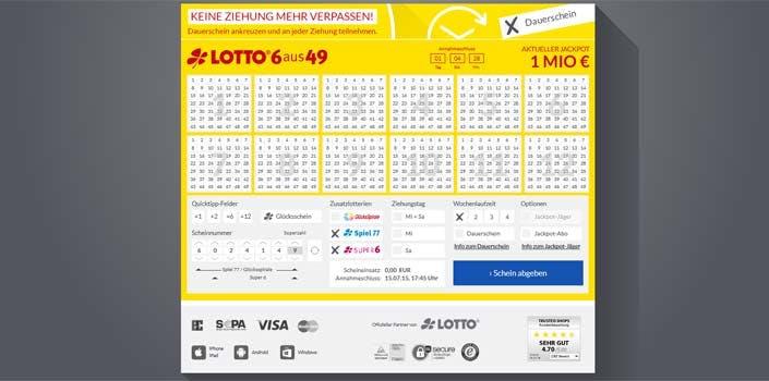 Mein Lotto24