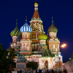 Coolster Citytrip ever, ab nach Moskau!