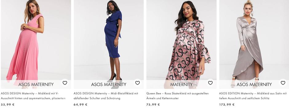 zalando schwangerschaftsmode
