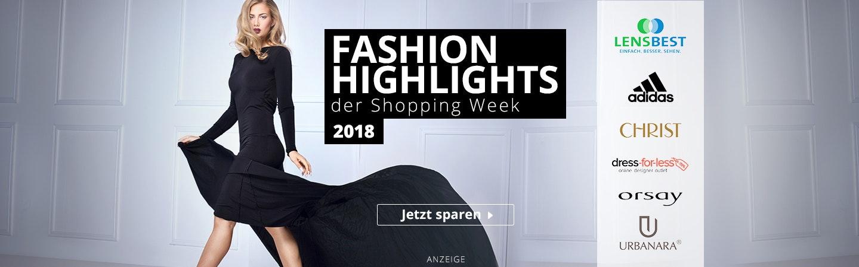 Shopping Week 2018