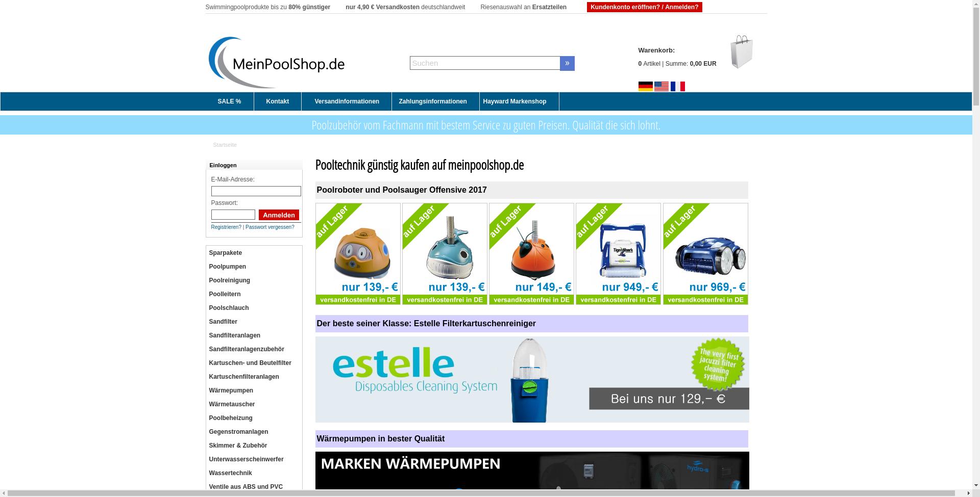 MeinPoolShop.de