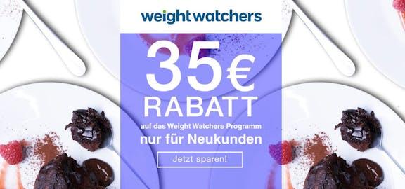 Weight Watchers Gutschein 35 Euro
