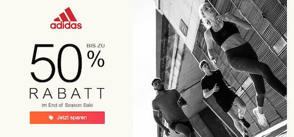 50% adidas