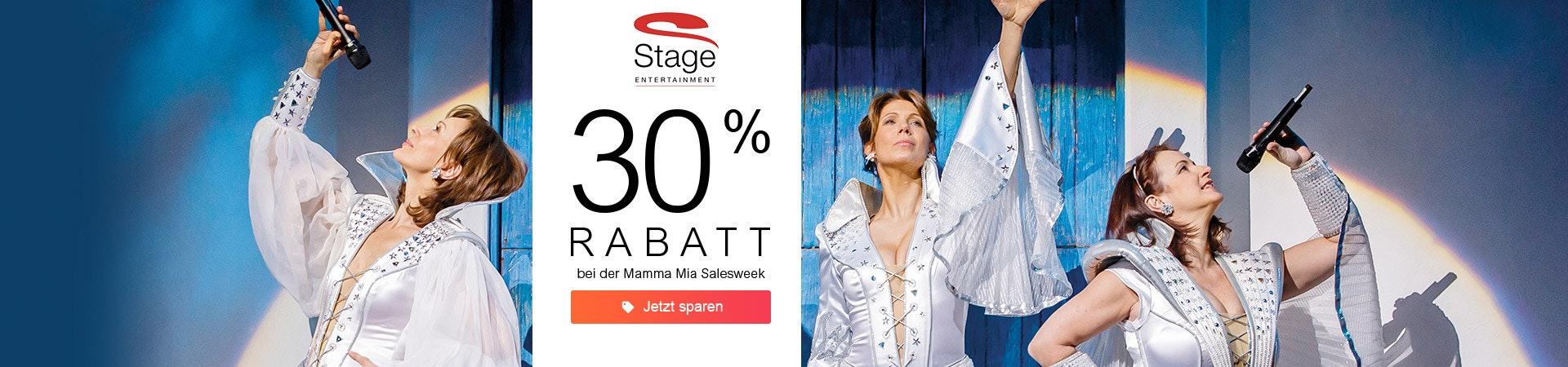 Stage: 30% Mamma Mia