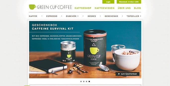 Green coffee chinese