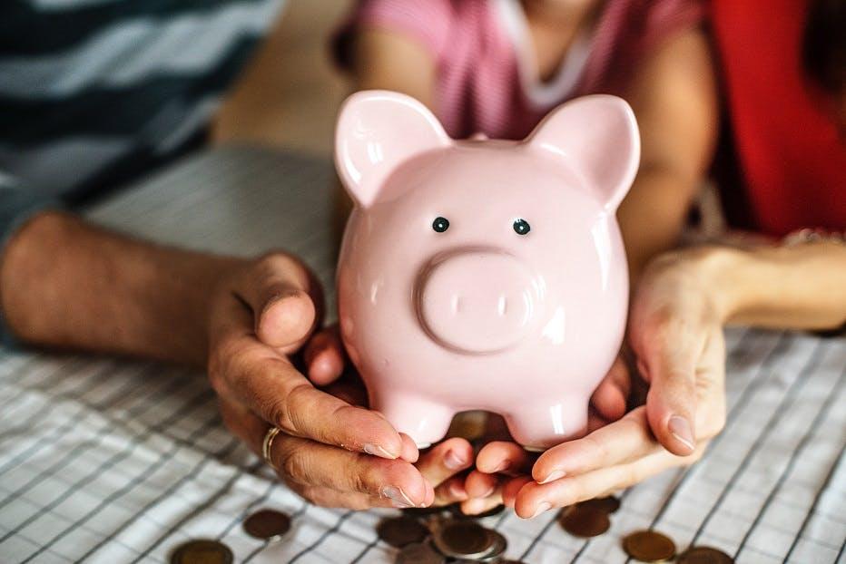 Sparen für Kinder - Eltern Finanzguide