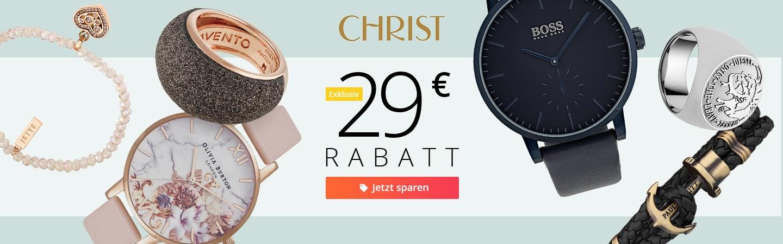 Christ: 29€ Rabatt