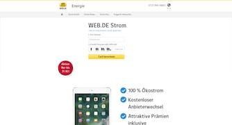 WEB.DE Strom