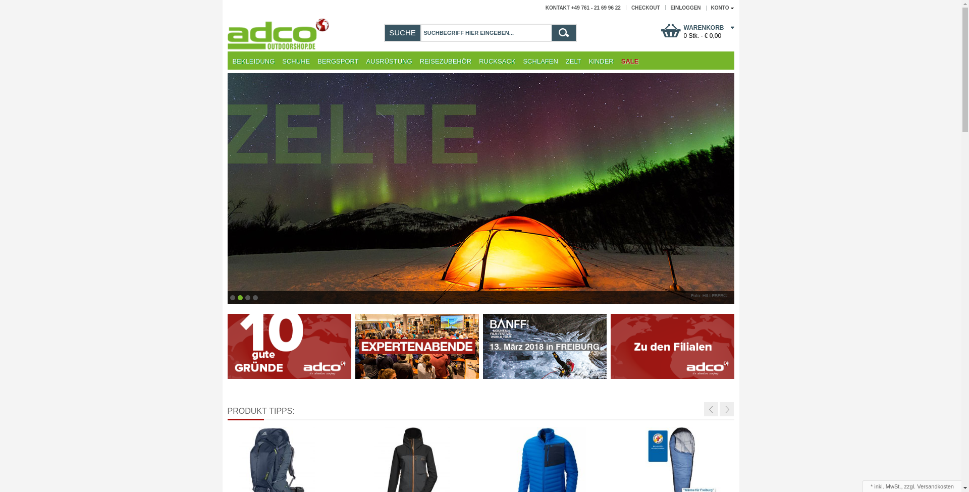 adco outdoorshop