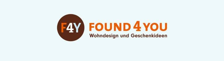 Found4you found4you gutschein 10 rabatt mai 2018