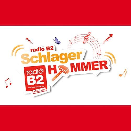 RadioB2 Schlagerhammer 2017