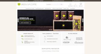 Green Cup Coffee