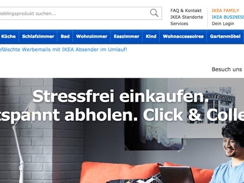 IKEA Online Shop