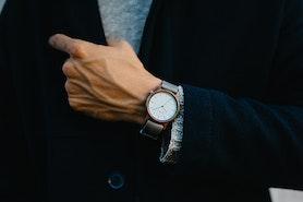 Walter Walnut - Wer hat an der Uhr gedreht?