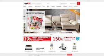 xxxlutz gutschein exklusiv 40 rabatt m rz 2018. Black Bedroom Furniture Sets. Home Design Ideas