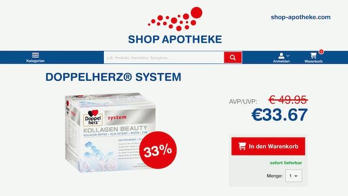 Shop-Apotheke Rabatt