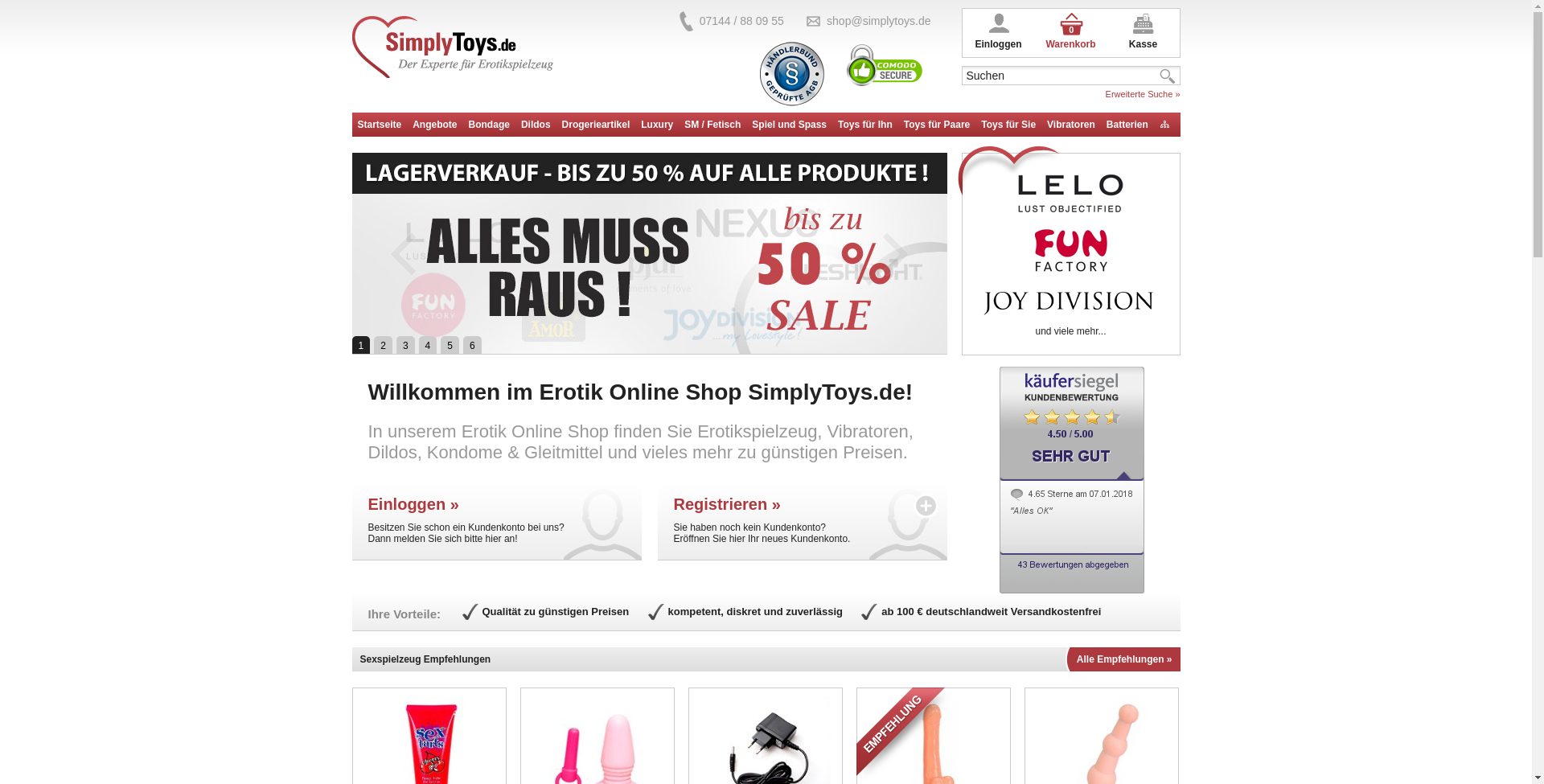 SimplyToys.de