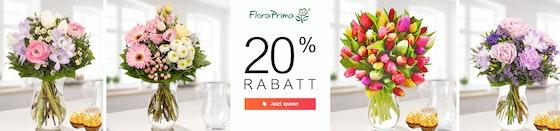 FloraPrima: 20%