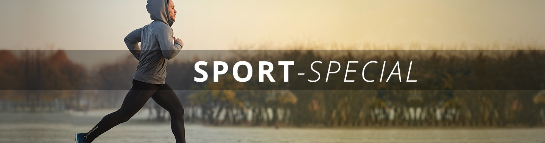 Sportsweek - mit Fitness Lexikon!