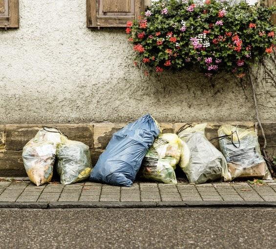 Mülltrennung kann doch nicht so schwer sein!